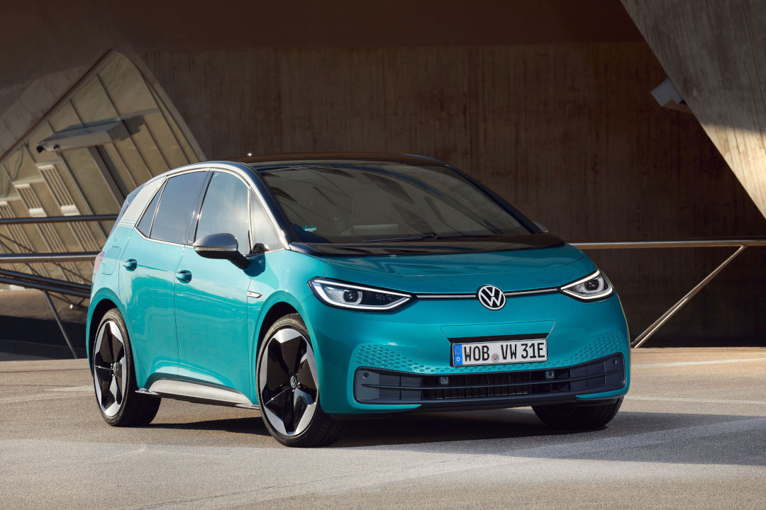 Volkswagen ID.3 1st Edition 2020 UK Review
